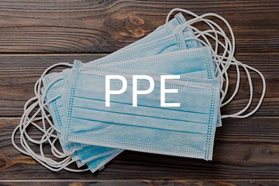 import ppe masks