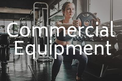 import commercial equipment