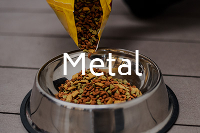 import metal pet products