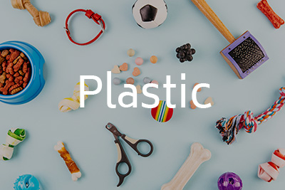 import plastic pet products from china