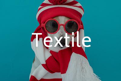 import textile pet products