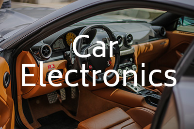 import car electronics from china