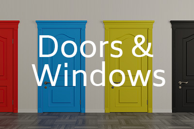 import doors from china