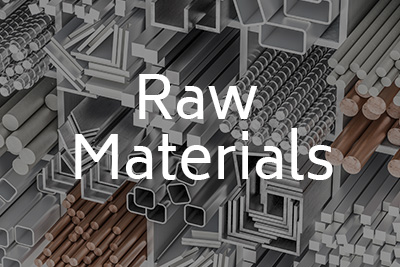 import raw materials from china