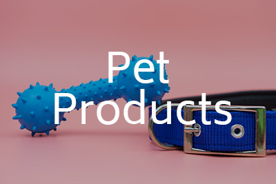 import pet products from china